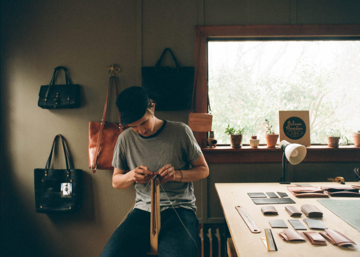 Ian Cochrane, Balsam Mountain Leather