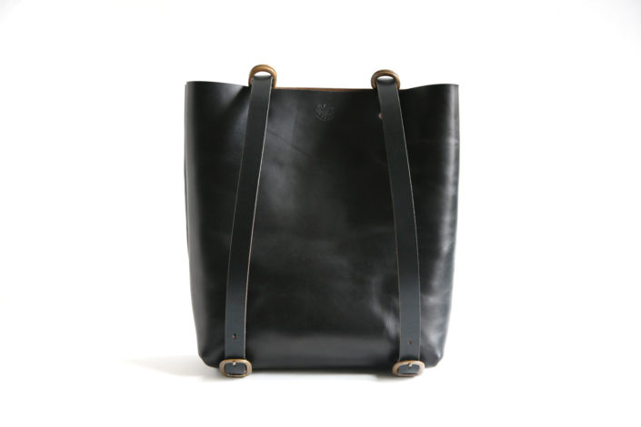 Ruck-Tote-Black-CXL-Leather-Handmade-Tote-Bag