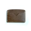 Card Wallet No. 2 Natural CXL Horween
