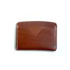 Card Wallet No. 2 – Medium Brown